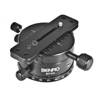 Củ chuyên dụng cho việc chụp Panorama Benro Panorama MP80 (Đen)