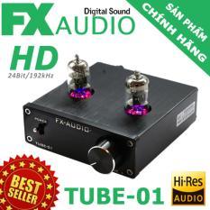 Dac nhạc vàng FX-Audio Tube-01 CHÍNH HÃNG