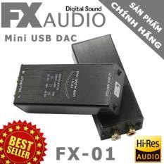 Dac USB FX 01 Hifi – Nâng tầm chất âm