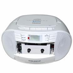 ĐÀI ĐĨA CD radio casette GOLDYIP BT-9220 MUC