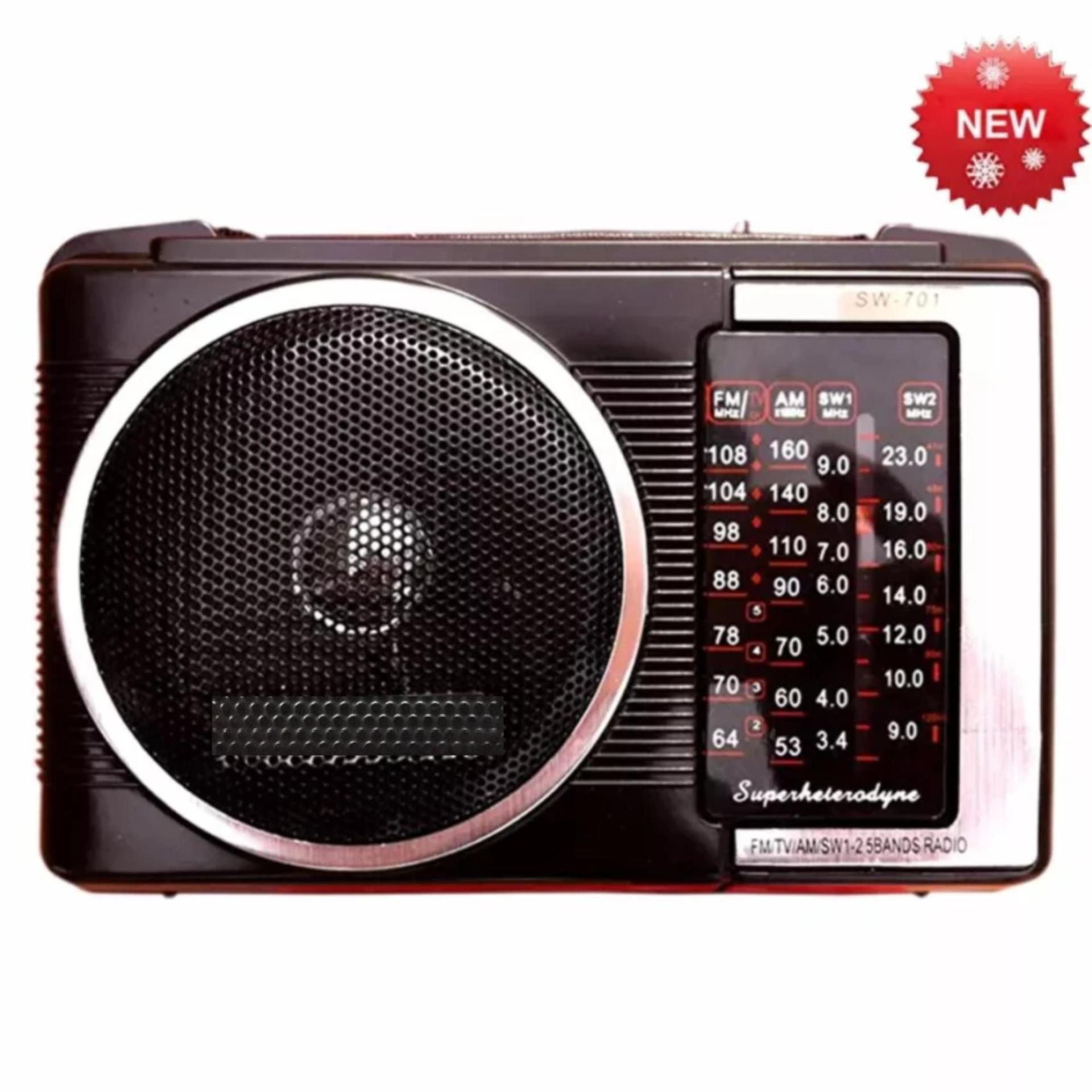 Đài FM SW701/702UA
