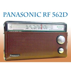 ĐÀI RADIO PANASONIC RF-562D ( AM/ FM/ SW)