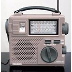 Đài  Radio Tecsun GR-88 (Nâu)