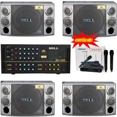 Trang bán Dàn âm thanh gia đình karaoke Bell CSX 1000SE