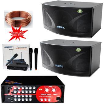 Dàn âm thanh karaoke BELL PA - 1400 - 8055718 , BE849ELAA6V7V6VNAMZ-12606843 , 224_BE849ELAA6V7V6VNAMZ-12606843 , 5600000 , Dan-am-thanh-karaoke-BELL-PA-1400-224_BE849ELAA6V7V6VNAMZ-12606843 , lazada.vn , Dàn âm thanh karaoke BELL PA - 1400