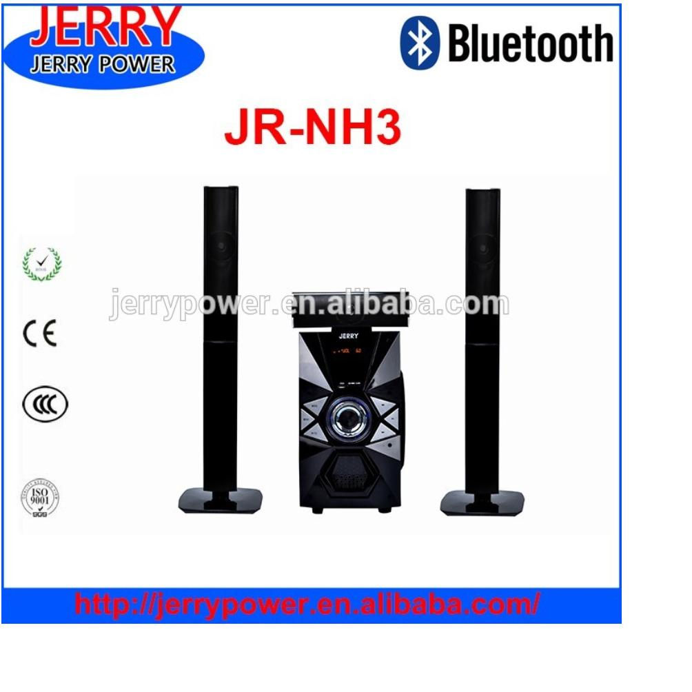 Dàn loa giải trí cao cấp gia đình Hifi 3.1 Jerry NH3