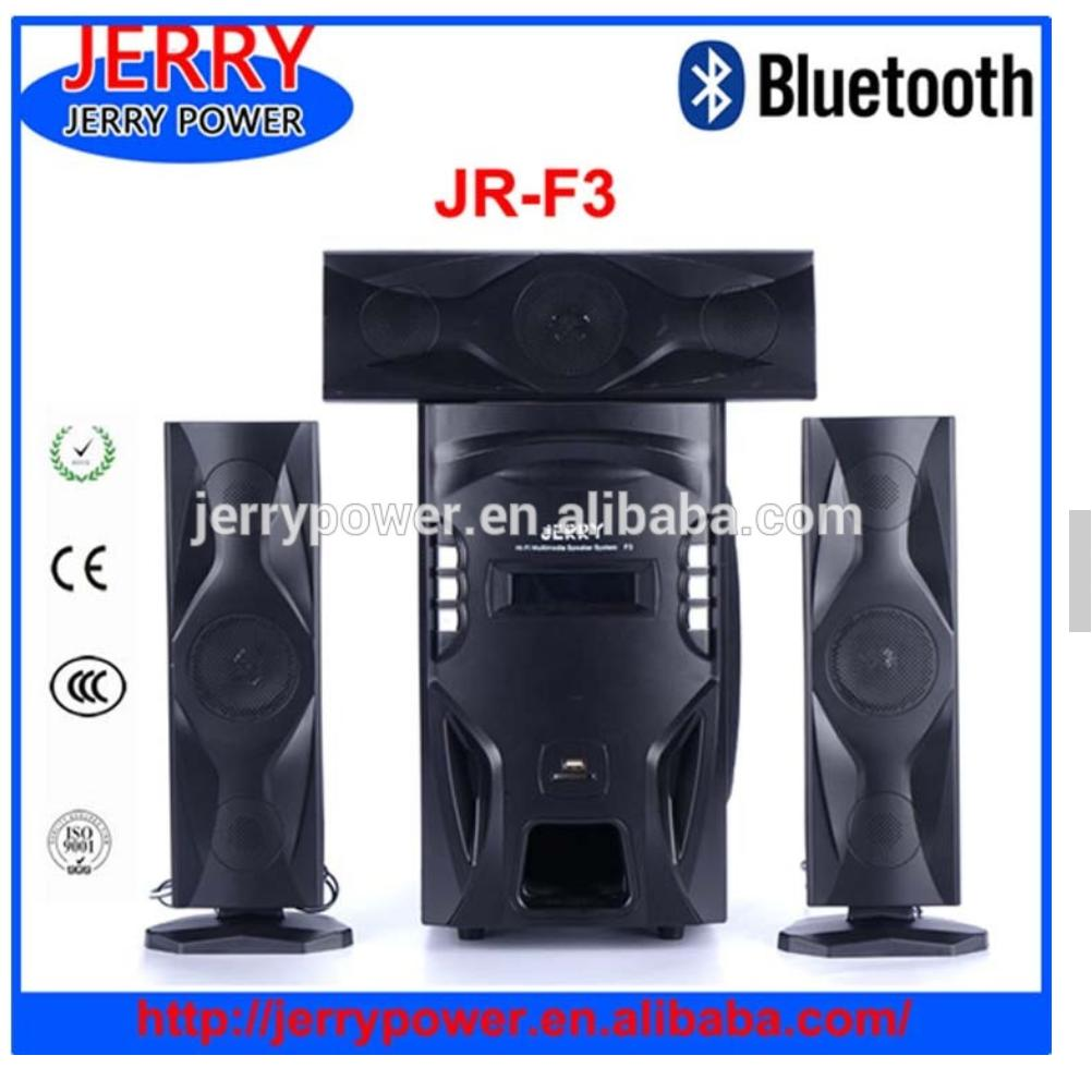 Giá Sốc Dàn loa giải trí cao cấp Hifi 3.1 Jerry F3