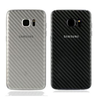 Dán mặt lưng Carbon cho Samsung A7 2017 - Trắng
