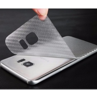 Dán mặt lưng Carbon cho Samsung J2 Prime - TRắng