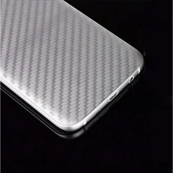 Dán mặt lưng Carbon cho Samsung J5 2016 - Trắng