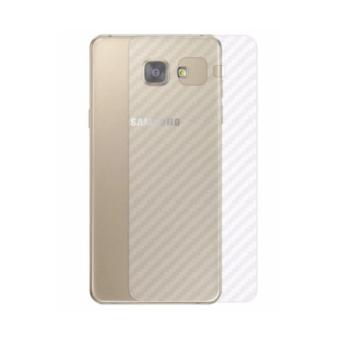 Dán mặt lưng Carbon cho Samsung S8 - Trắng