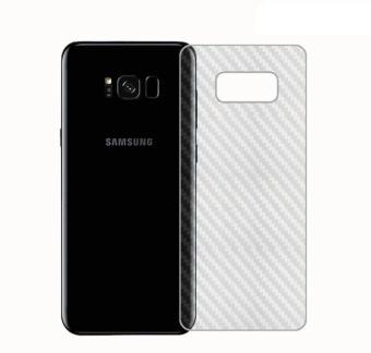 Dán mặt sau Cacbon Samsung galaxy S8 - Mờ