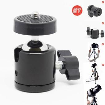 Đầu bi chân máy ảnh thân kim loại - PHUKIEN2T_Q00156