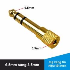 Đầu chuyển audio 3.5mm sang 6.5mm