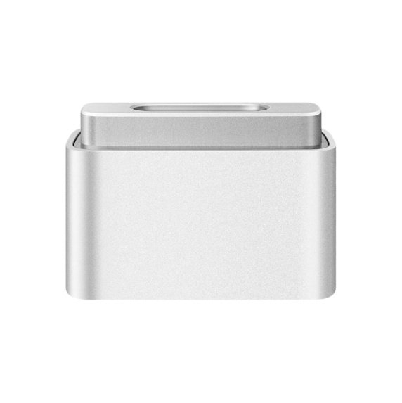 Đầu chuyển đổi sạc Macbook – Magsafe to Magsafe 2 Converter (Bạc)