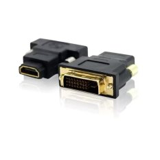 Đầu chuyển DVI To HDMI – China (đen)