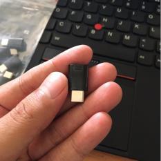 Đầu chuyển Micro USB sang USB Type C zin Samsung- Hàng nhập khẩu ( Đen)
