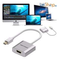 Đầu chuyển Mini Displayport sang HDMI độ nét cao Full HD 1080p, 2K và 4K Vention