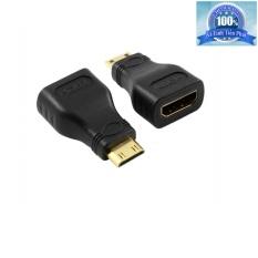 Đầu Chuyển Mini HDMI sang HDMI hiệu Unitek Y-A012