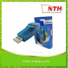 Đầu chuyển từ USB ra cỏng mạng LAN RJ45 (100Mbps)