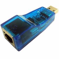 Đầu chuyển từ USB ra cỏng mạng LAN RJ45 (100Mbps) – Hàng nhập khẩu