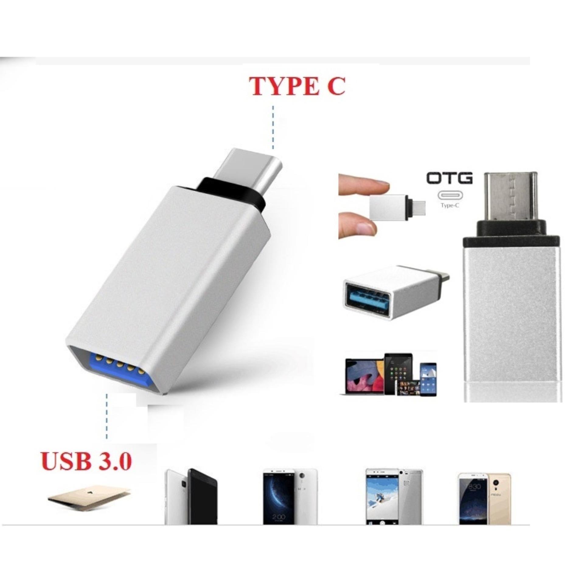 Đầu chuyển USB Type-C ra USB 3.0