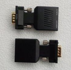 Đầu chuyển VGA to HDMI Cao cấp có hỗ trợ âm thanh