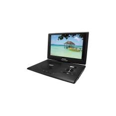 Đầu đọc đĩa có màn hình xoay Sylvania 13.3-Inch Portable DVD Player with USB/SD Card Reader SDVD1332