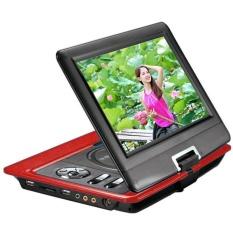 Đầu DVD có màn hình Portable Evd 1129 13.8″ (Đỏ)