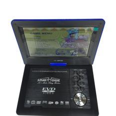 Đầu DVD có màn hình Smart House PDVD-918B . 9.8 inch (đen phối xanh)