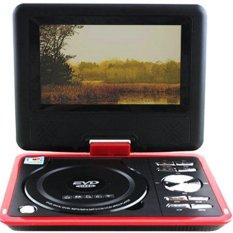 Đầu DVD Portable EVD 789 7.8inch (Đỏ)