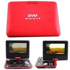 Đầu DVD Portable EVD 988 9.8inch (Đỏ)