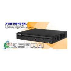 ĐẦU GHI 8 KÊNH 5IN1 DAHUA XVR5108HS-4KL( Đầu 8 kênh 4.0mb-4K) -Tem dss