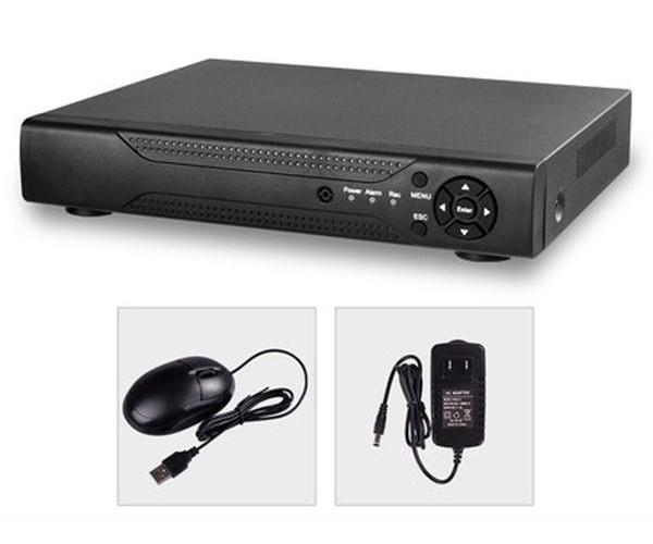 Đầu ghi hình 720p DVR NVR kết nối Internet