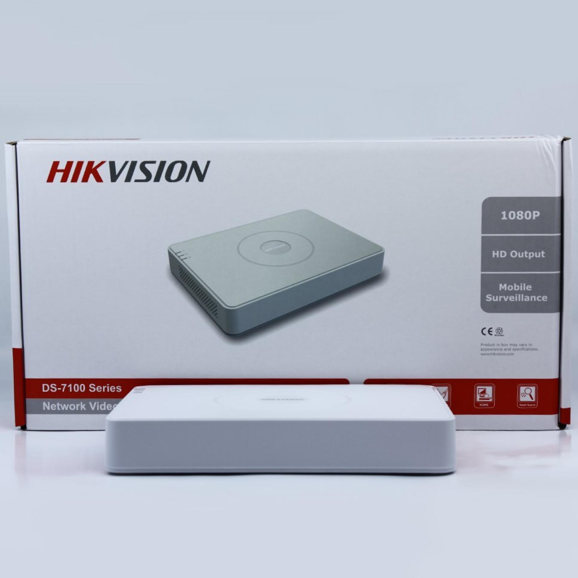 Bảng Giá Đầu ghi hình Camera 8 kênh FULL HD 1080P HIKVISION DS-7108HGHI-F1/N