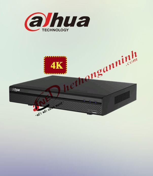 Giá bán Đầu ghi hình IP 4 kênh Dahua NVR2104HS-S2