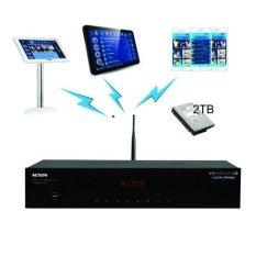 Tư vấn mua Đầu karaoke Wifi Acnos HDD 2TB – SK8910KTV-W (Đen)