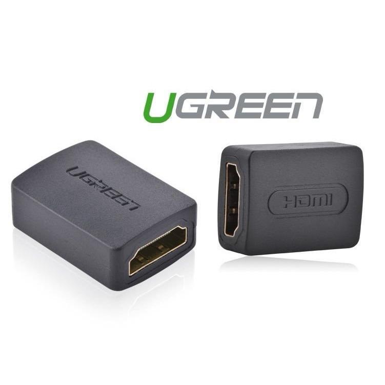 Đầu nối dài HDMI Ugreen 20107 hỗ trợ HD, 2k, 4k