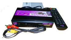 Đầu thu KTS mặt đất DVB-T2 HD VJV Model HD 789S