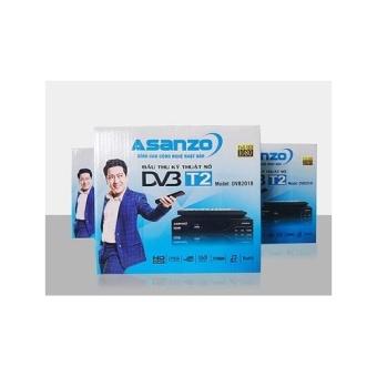 ĐẦU THU KỸ THUẬT SỐ ASANZO DVB-T2 (12V)