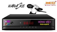 Đầu thu kỹ thuật số HD VJV DVB-T2 789s KARAOKE + USB 16G chứa data Karaoke (Đen)