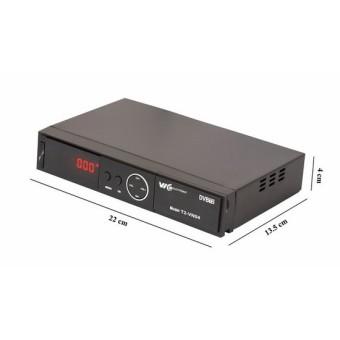 Đầu Thu Truyền Hình Kỹ Thuật Số Mặt Đất DVB-T2 ASANZO