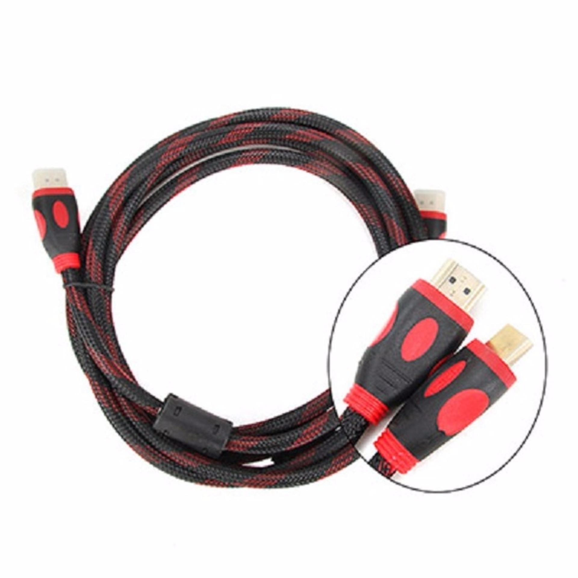 Dây cáp HDMI 1.5M tròn
