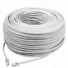 Dây cáp mạng cat5e TB-Link bấm sẵn 2 đầu 80m (Xanh, trắng)