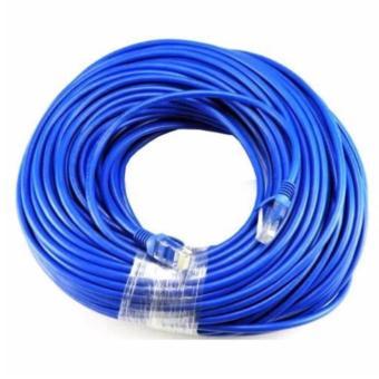 Dây cáp mạng CAT5E UTP bấm sẵn 2 đầu 60 Mét (Màu xanh - Mới 100%) - 8238874 , LB815ELAA52N58VNAMZ-9347286 , 224_LB815ELAA52N58VNAMZ-9347286 , 169000 , Day-cap-mang-CAT5E-UTP-bam-san-2-dau-60-Met-Mau-xanh-Moi-100Phan-Tram-224_LB815ELAA52N58VNAMZ-9347286 , lazada.vn , Dây cáp mạng CAT5E UTP bấm sẵn 2 đầu 60 Mét (Màu xa