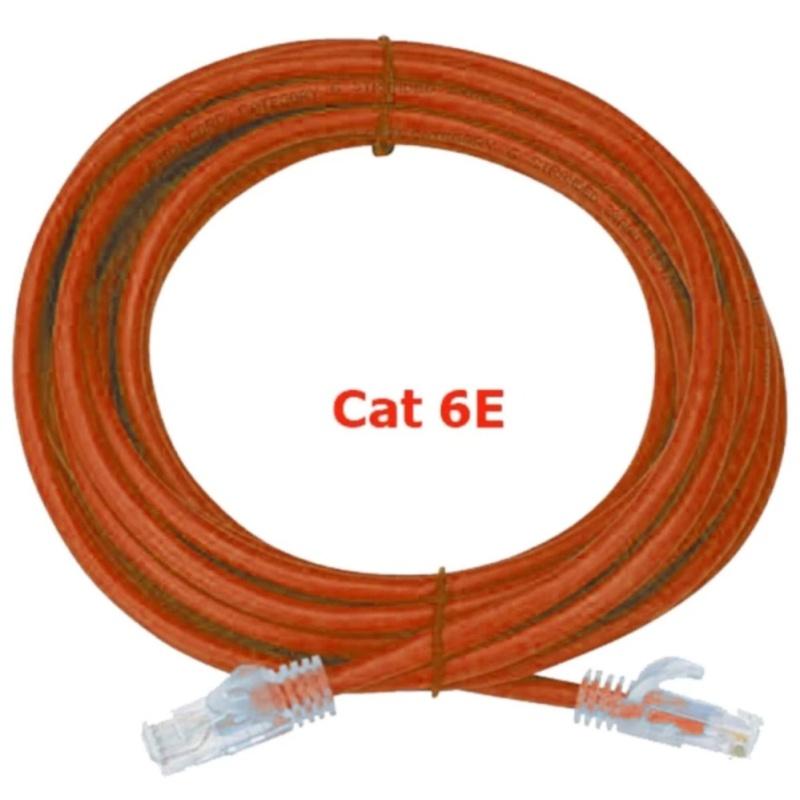 Bảng giá Dây cáp mạng Cat6E bấm sẵn 2 đầu 100m Phong Vũ