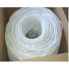 Dây cáp mạng cat6e IB-Link bấm sẵn 2 đầu 150m (Xanh, trắng)
