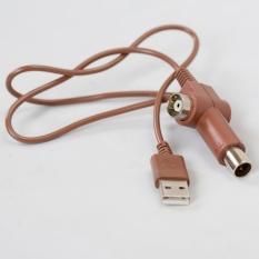 Dây cáp nguồn USB và đầu nối tín hiệu anten – SHEEL LOẠI 1