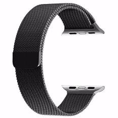 Dây đeo Apple Watch Milanese Loop Size 38mm Black