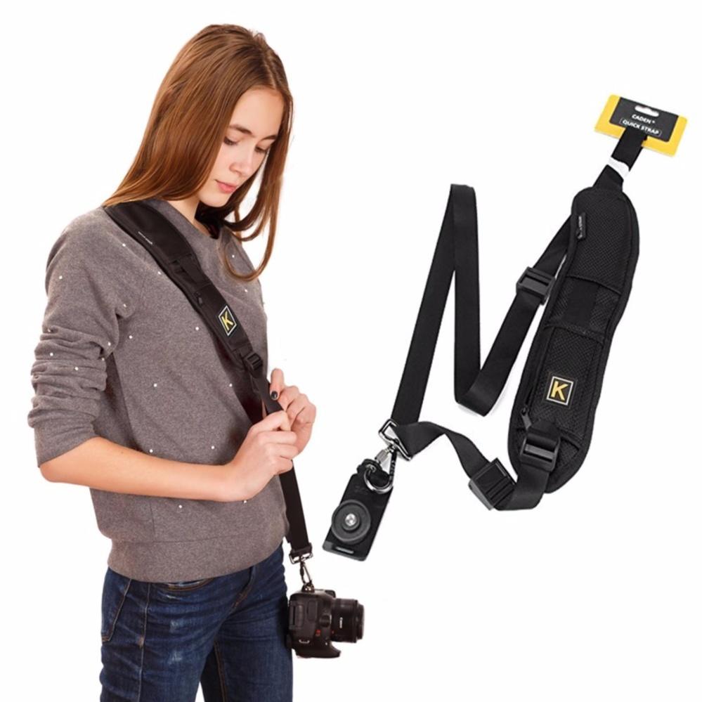 Dây đeo vai máy ảnh tiện dụng thao tác nhanh Quickstrap K